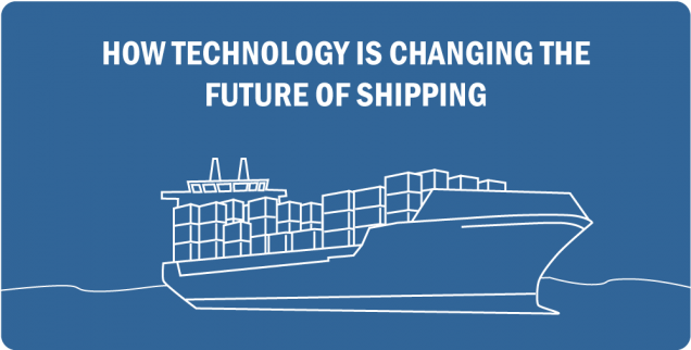How Technology is Changing the Future of Shipping