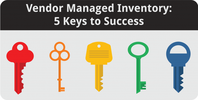Vendor Managed Inventory (VMI): Three Steps in Making It Work