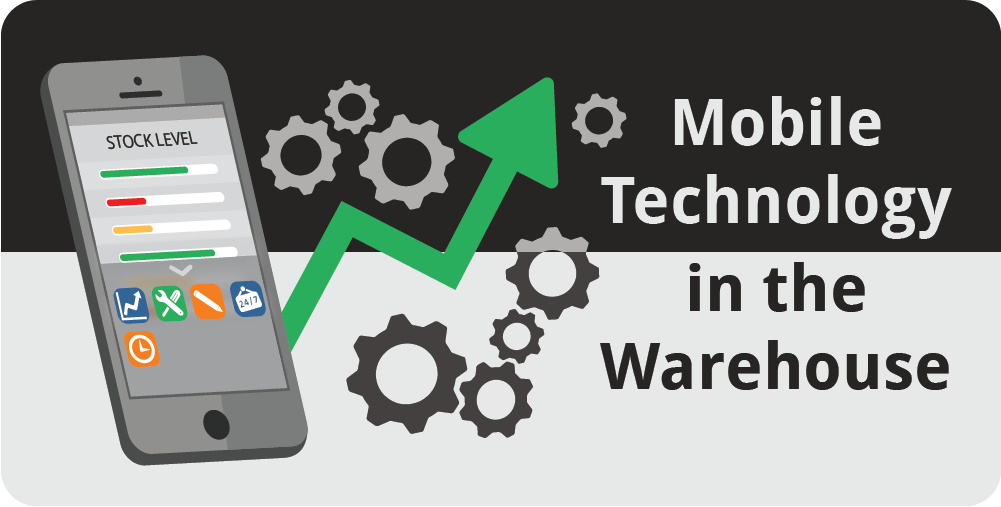 Mobile technology in the warehouse - Feature Image