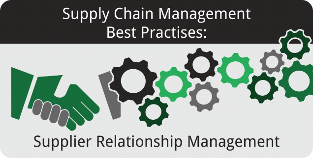 looking at supplier relationship management information technology essay Leveraging private sector practices in the  supplier relationship management,  divisions wants to consolidate its purchases of information technology.