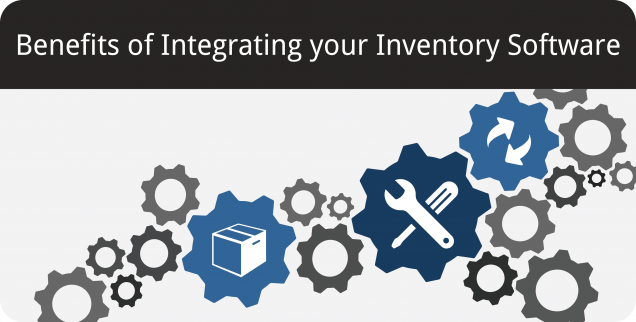 Benefits of Integration and your Inventory Software - Featured Image