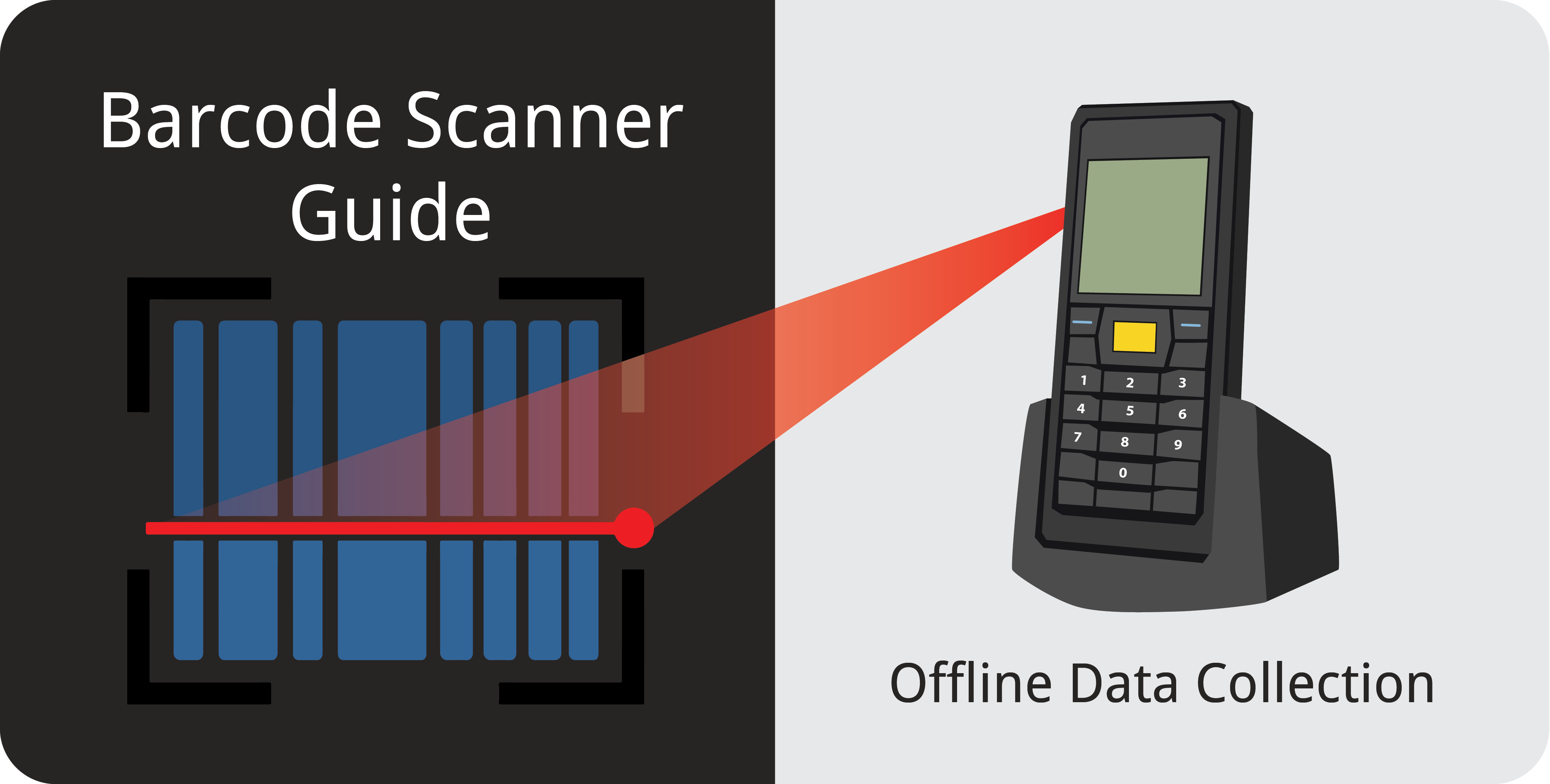Offline Data Collection Barcode Scanner Guide - Featured Image