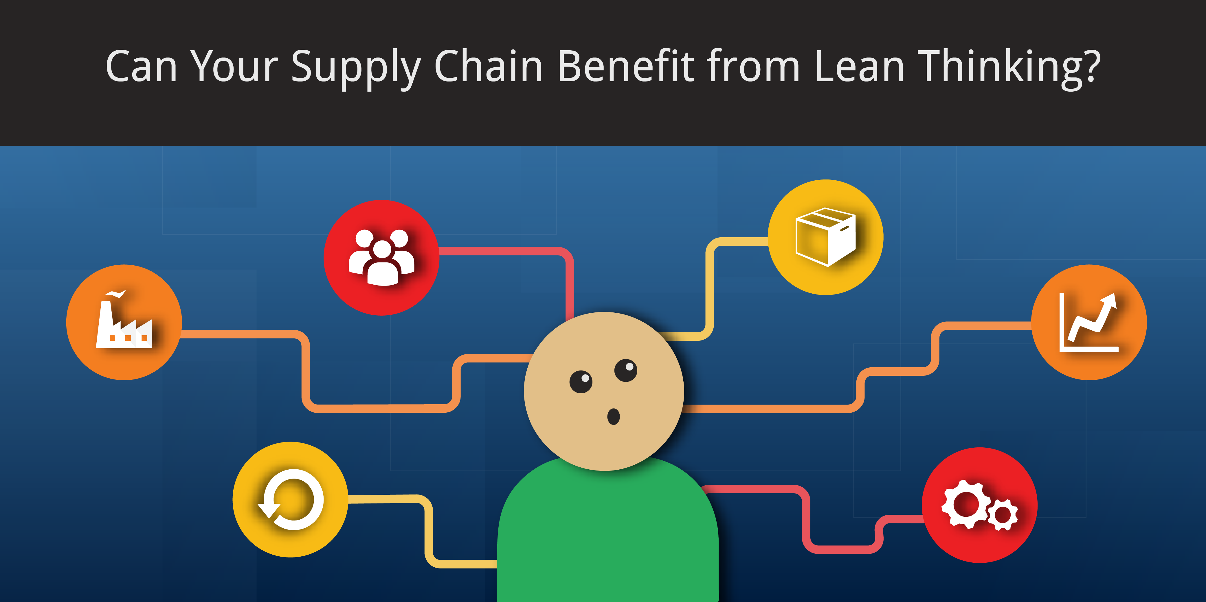Leaning Thinking Supply Chain