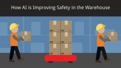 AI Improving Safety in the Warehouse