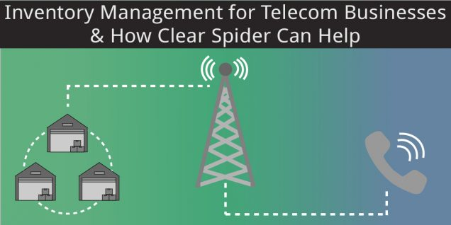 Inventory Management for Telecom Businesses