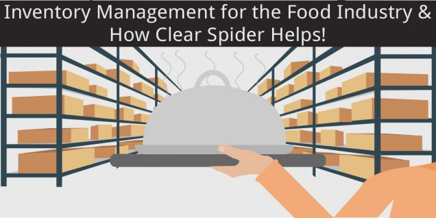 Inventory Management for the Food Industry walking down the aisle
