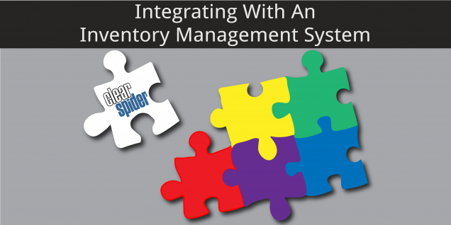 Clear Spider Integrating with an inventory management system