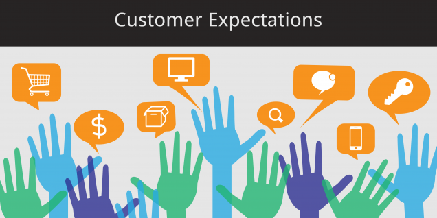 giving customer expectations